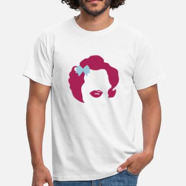 Sally Sally Doe - Herre-T-shirt