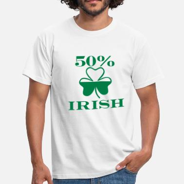 Irish Gaelic Irish - Men's T-Shirt