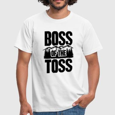 Boss Of Them Toss - Herre-T-shirt