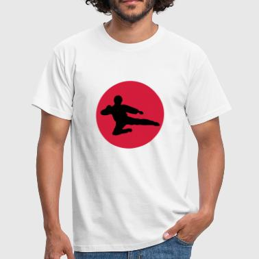 Karate - Kung Fu - T-shirt Homme