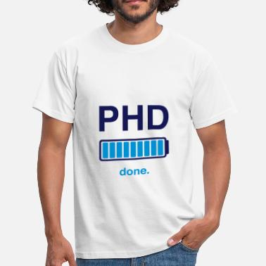 Phd PhD Loading 3/3 - T-shirt Homme