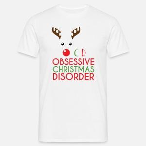 Christmas: OCD - Obsessive Christmas Disorder by sg-design | Spreadshirt
