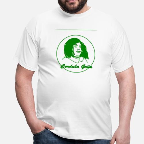Cordula Grun Manner T Shirt Spreadshirt