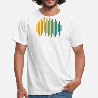 Audio Audio Waveform - Herre-T-shirt