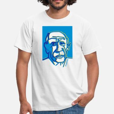 Picasso picasso - Mannen T-shirt