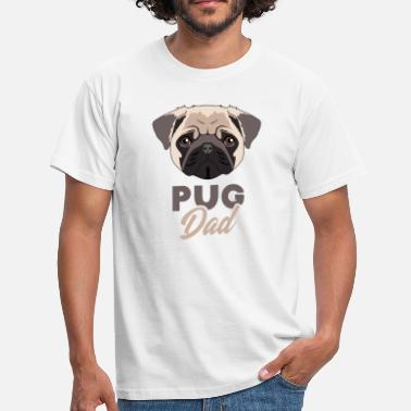 c22616a5 Pug Dad - Great for any pug lover gift - Men's T