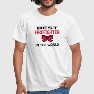 Policeman / Firefighter / Military / Daddy / Man - Men's T-Shirt
