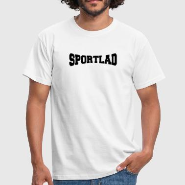 sportlad - T-skjorte for menn