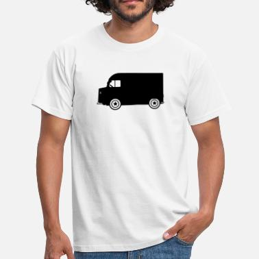 Fourgon _h_profil - T-shirt Homme