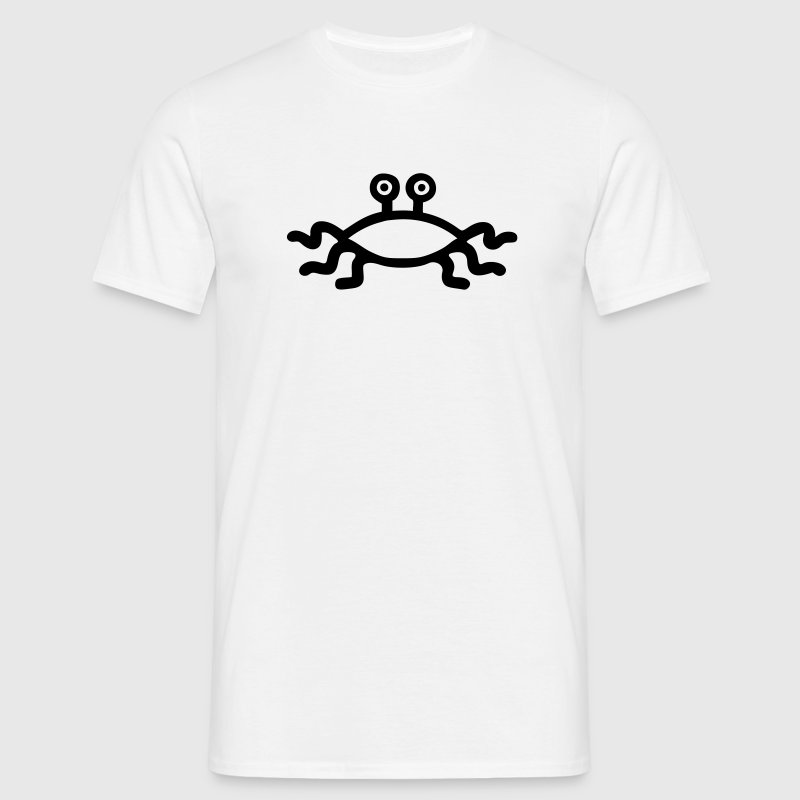 Flying Spaghetti Monster - Camiseta hombre