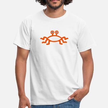 Pastafari Flying Spaghetti Monster - Mannen T-shirt
