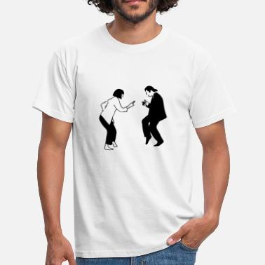 Fiction pulp fiction dancing pf06 - Männer T-Shirt
