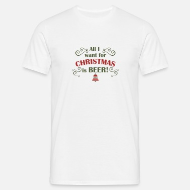 Christmas Nicholas Christmas Christmas Nicholas Christ's birth - Men's T-Shirt