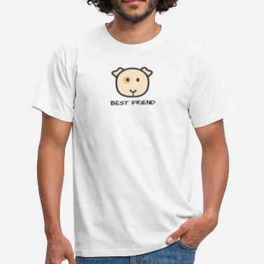 Team Hamster Hamster - Best Friends - Men's T-Shirt