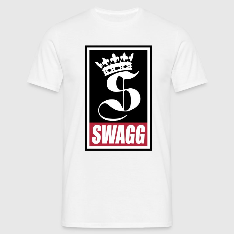 OBEY 2 SWAGG - T-shirt Homme