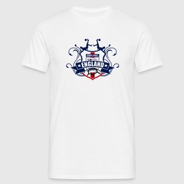 soccer england - Men's T-Shirt