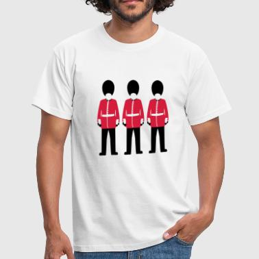 Queen's Guard - Men's T-Shirt