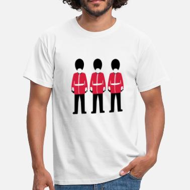 Queens Guard Queen's Guard - Men's T-Shirt