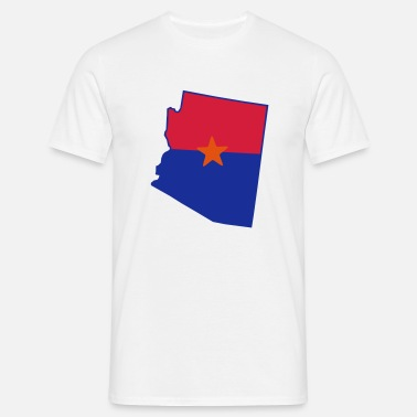 Arizona Arizona - T-shirt Homme