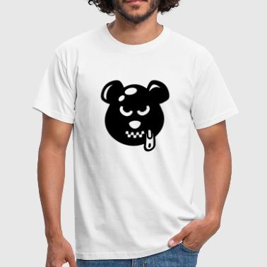 Latex Bear - Men's T-Shirt