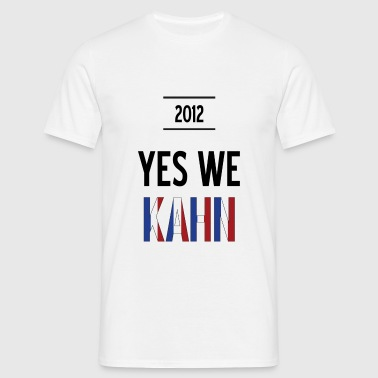 Yes we Kahn - T-shirt Homme