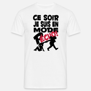 EN MODE PECHO! humour,t-shirt,cadeau,drôle,pull,ld T-shirt premium ... eff08658b559