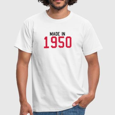 Made In 1950 1950 - Men's T-Shirt