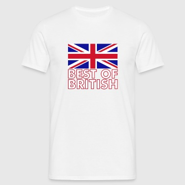 Best of British - Men's T-Shirt