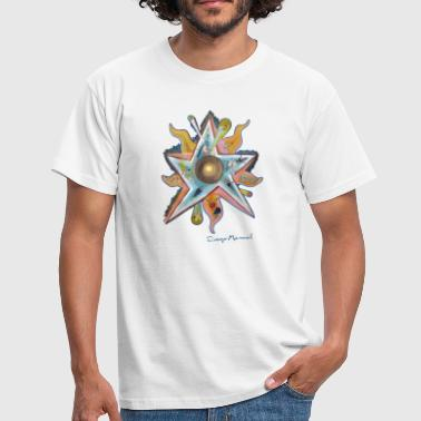 Sterren star b - Men's T-Shirt