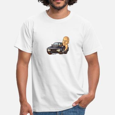 Dominic toretto dominic - T-shirt Homme
