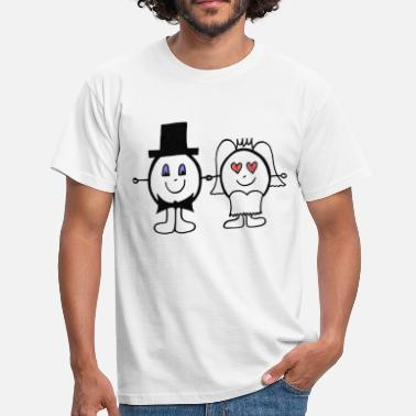 Ms-day Mr and Ms - Men's T-Shirt