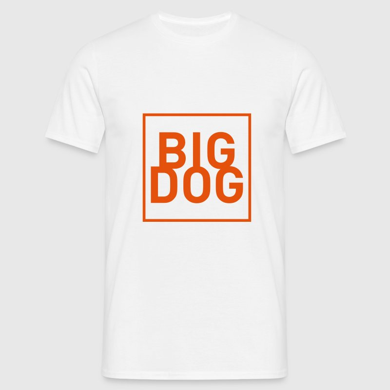 Big Dog - Männer T-Shirt