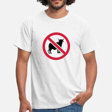Fighting Bull bull fighting - Men's T-Shirt