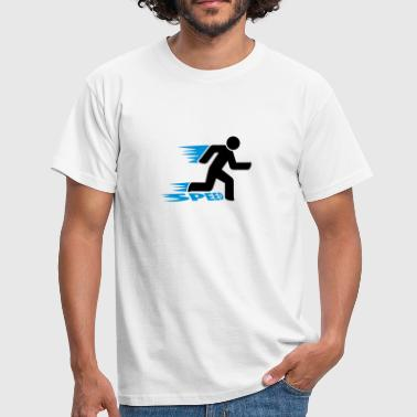 speed - Männer T-Shirt