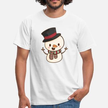 Character Christmas character - T-shirt Homme