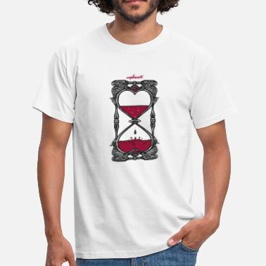 Heart to Heart - Men's T-Shirt