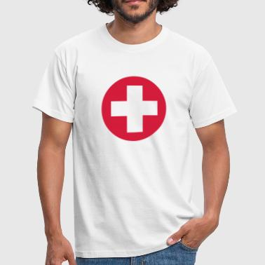 Medical Cross Medical Cross Symbol - Men's T-Shirt