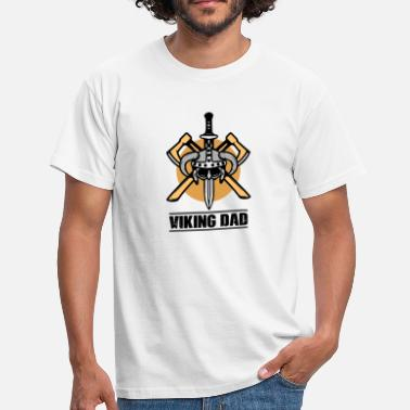 Viking Dad Viking dad - Men's T-Shirt