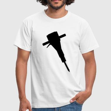 Demolition hammer_md1 - Men's T-Shirt