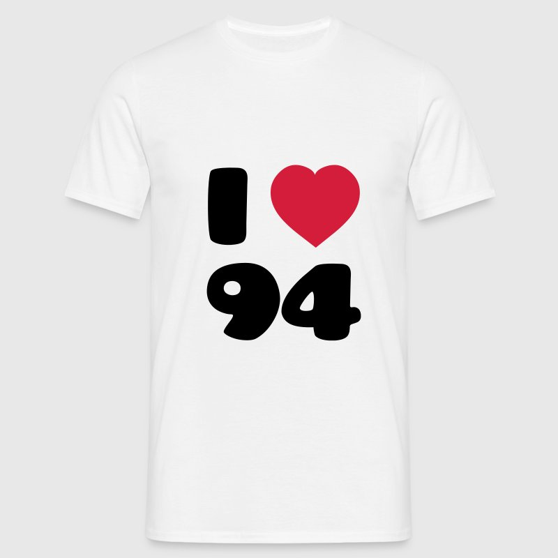 I Love 94 (V) - T-shirt Homme