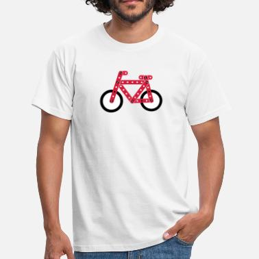 Rad bicycle model - Männer T-Shirt