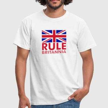 Rule Britannia - Men's T-Shirt