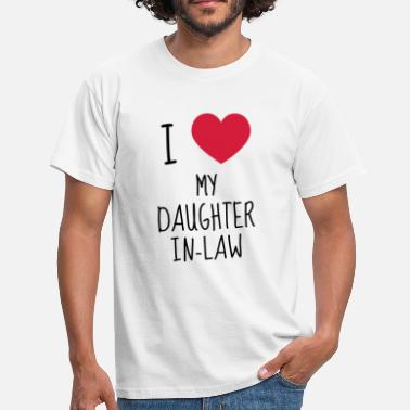 Daughter-in-law Daughter-in-law / Daughter in law Marriage Family - Men's T-Shirt