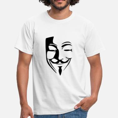 Guy Fawkes Guy Fawkes - Männer T-Shirt
