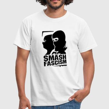 Smash Fascism - T-shirt Homme