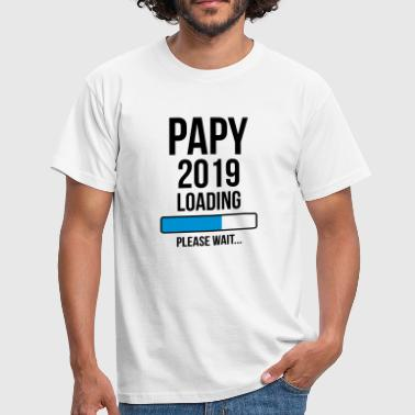 Papy / Grand-Père / Papi / Grand Pere / Drôle - Men's T-Shirt