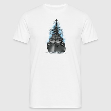 Ship - Mannen T-shirt