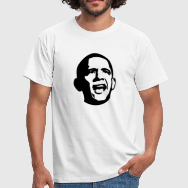 Irak Angry Obama T-Shirts - Men's T-Shirt