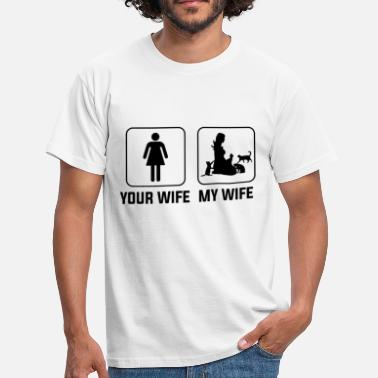 Czech Wife Wife - Men's T-Shirt