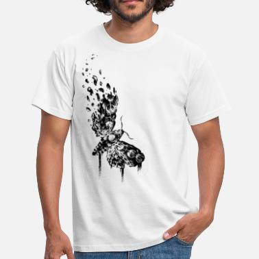 Moth Moth - Men's T-Shirt